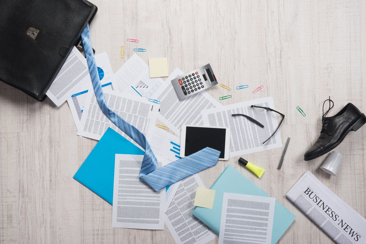 what do you need to do to file bankruptcies