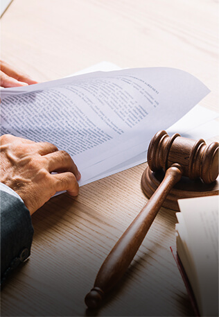 Who is informed of your bankruptcy filing?